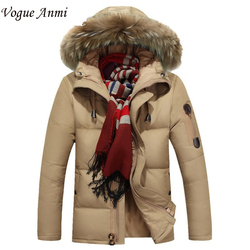 Vogue anmi winter parka duck fur coat mens 2017 new down jacket turn down collar business.jpg 250x250