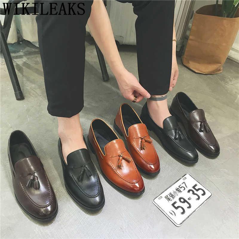 イタリア男性の靴フォーマルローファー男性ダブル僧侶ストラップシューズ sepatu pria 結婚式の男性の靴でエレガントな chaussure オム善意