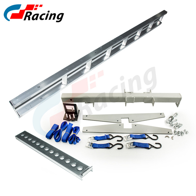 Dirt Bike Ramp >> Towbar Motorcycle Carrier Rack Ramp Motorbike Carry Dirt Bike Tow