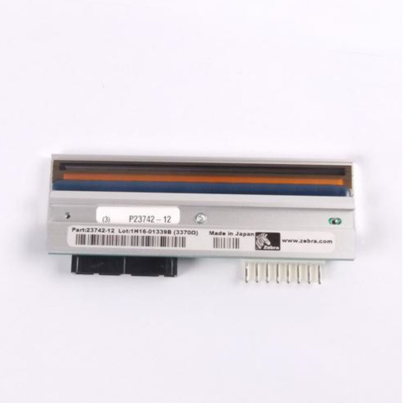 Original Print head for zebra 110XI4 600DPI barcode printer,Printer part,printing accessories,printhead print head new original for zebra s400 200dpi thermal barcode label printer printer part printing accessories printhead 44999m