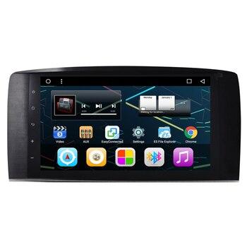 "9"" Android Car Radio DVD GPS Navigation Central Multimedia for Mercedes Benz W251 R280 R300 R320 R350 R500 R63 AMG"