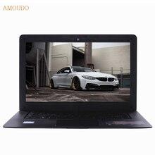 Amoudo-6C Плюс 4 ГБ RAM + 750 ГБ HDD Intel Core i5-4200U/4210U/4250U Процессор Windows 7/10 Ультратонкий Ноутбук ноутбука