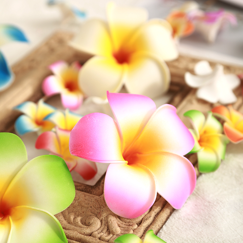 Hawaii Beach Flowers
