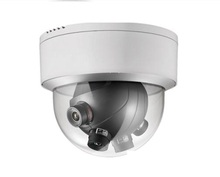 Hikvision English version DS-2CD6986F 7.3MP 5mm X4 lens PanoVu series Panoramic Dome Camera