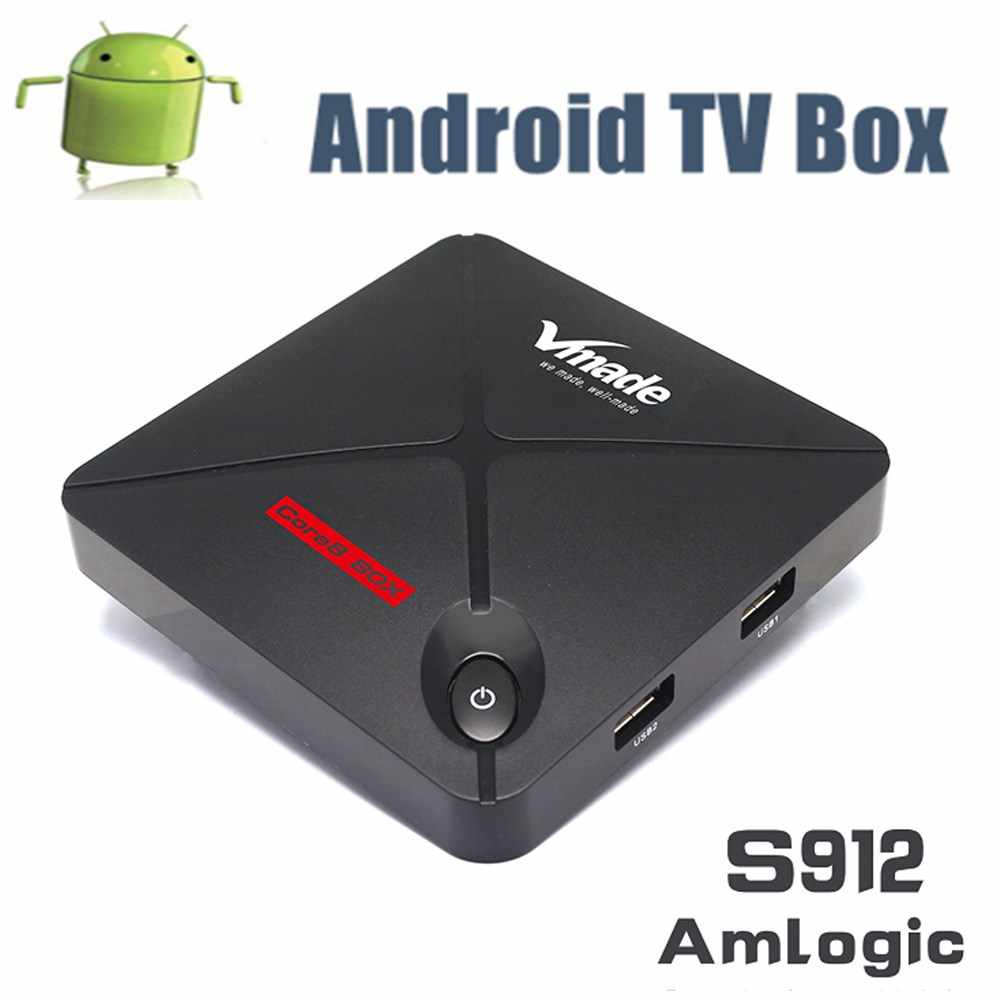 Vmade V9 PRO mini TV Box octa core Android 7.1 OS Smart TV Box 2G 16GB Amlogic S912 Quad Core 1.5GHz Media Player Set top box