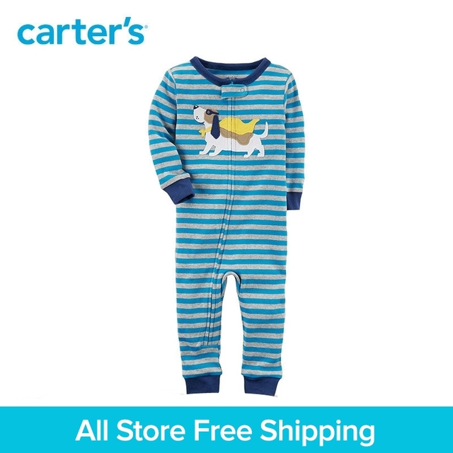 96c71dbcd9c8 Carter s 1 Piece baby children kids clothing Boy Snug Fit Cotton ...