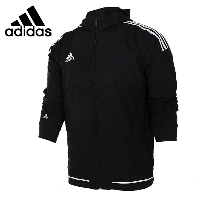 Original New Arrival 2017 Adidas Performance Men's jacket Hooded Sportswear original new arrival official adidas men s breathable jacket hooded sportswear