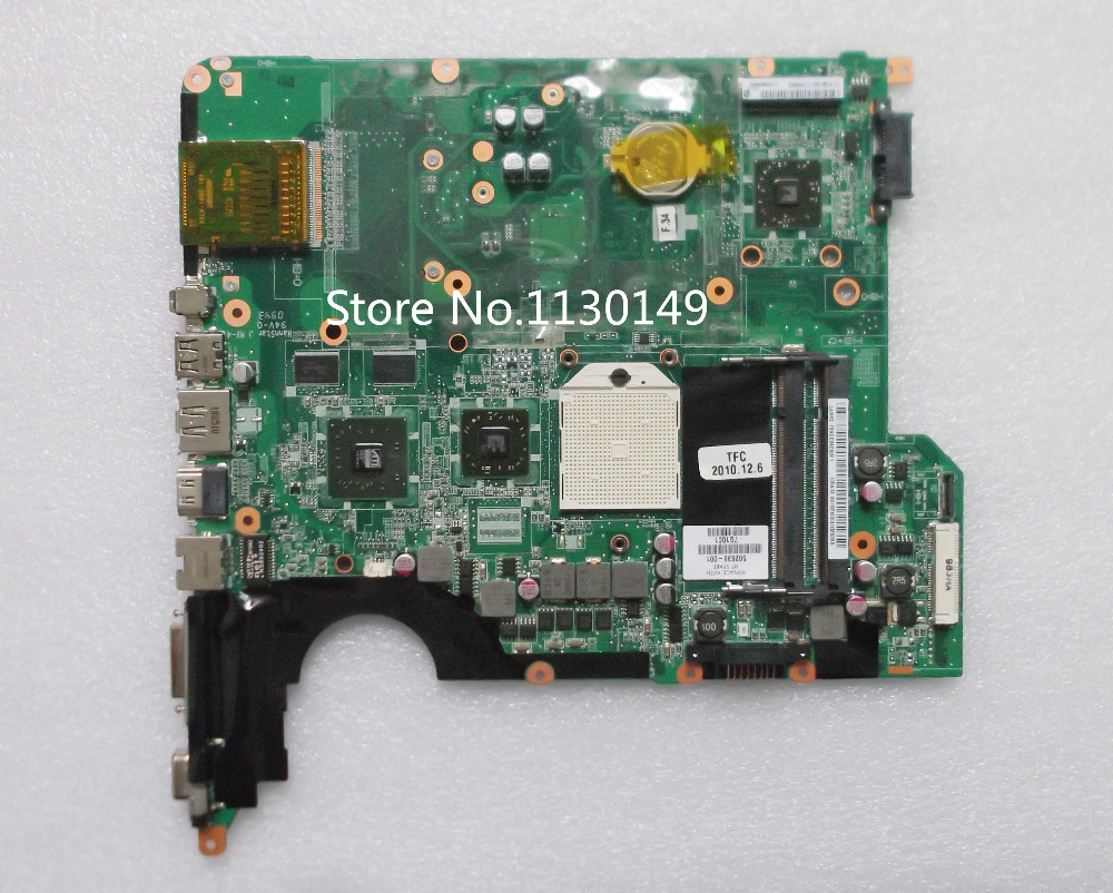 506070-001 Free Shipping motherboard for HP DV5 laptop motherboard 482324-001 502638-001 motherboard Tested Good 670795 001 laptop motherboard 5