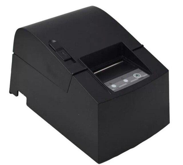 Pos 58 мм термопринтер высокая скорость ресторан принтера usb Serial параллельный интерфейс локальной сети 58 IIIK