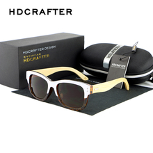 2017 Cool Bamboo Sunglasses Men Wooden Sunglasses Women Brand Designer Mirror Original Wood Sun Glasses Oculos de sol masculino