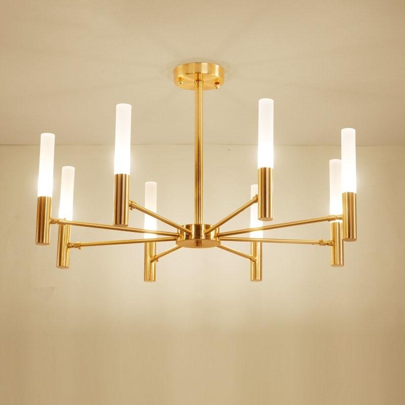 Американский Стиль современный потолок свет для Гостиная фойе Спальня вращающийся потолочного светильника G9 замена лампы