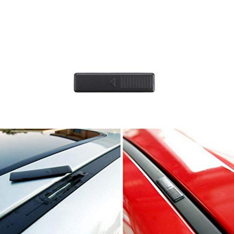 2019 4pcs Auto Roof Seal Cover Fit For Mazda 2, Fit For Mazda 3 Mazda 6 Auto Accessories Car Styling