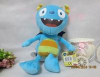 Cartoon Movie Plush Toys Henry Hugglemonster Plush Toys 32cm Cobby Plush Toys Cute Monster