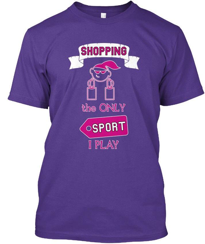 Shopping Queen! Premium Tee T-Shirt