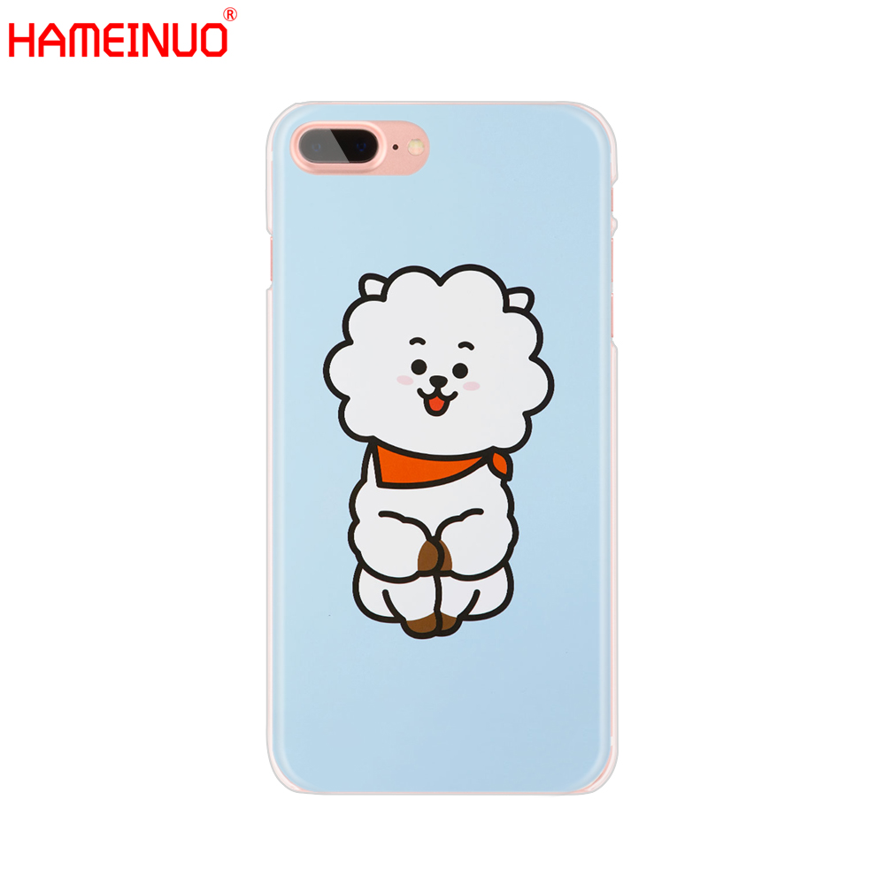 Aliexpress Com Buy Hameinuo Bts Bt21 Bangtan Boys Rj Cooky Cell