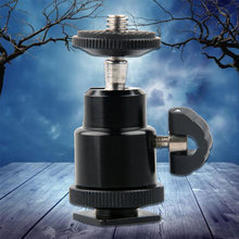 Centechia New For Camera Tripod LED Light Flash Bracket Holder Mount 1 4 Hot Shoe Adapter