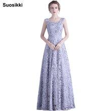 Lange Abendkleider 2017 Prom Party Kleid Robe De Soiree Longue spitze elegante formale gelegenheit prom kleider kleid plus größe