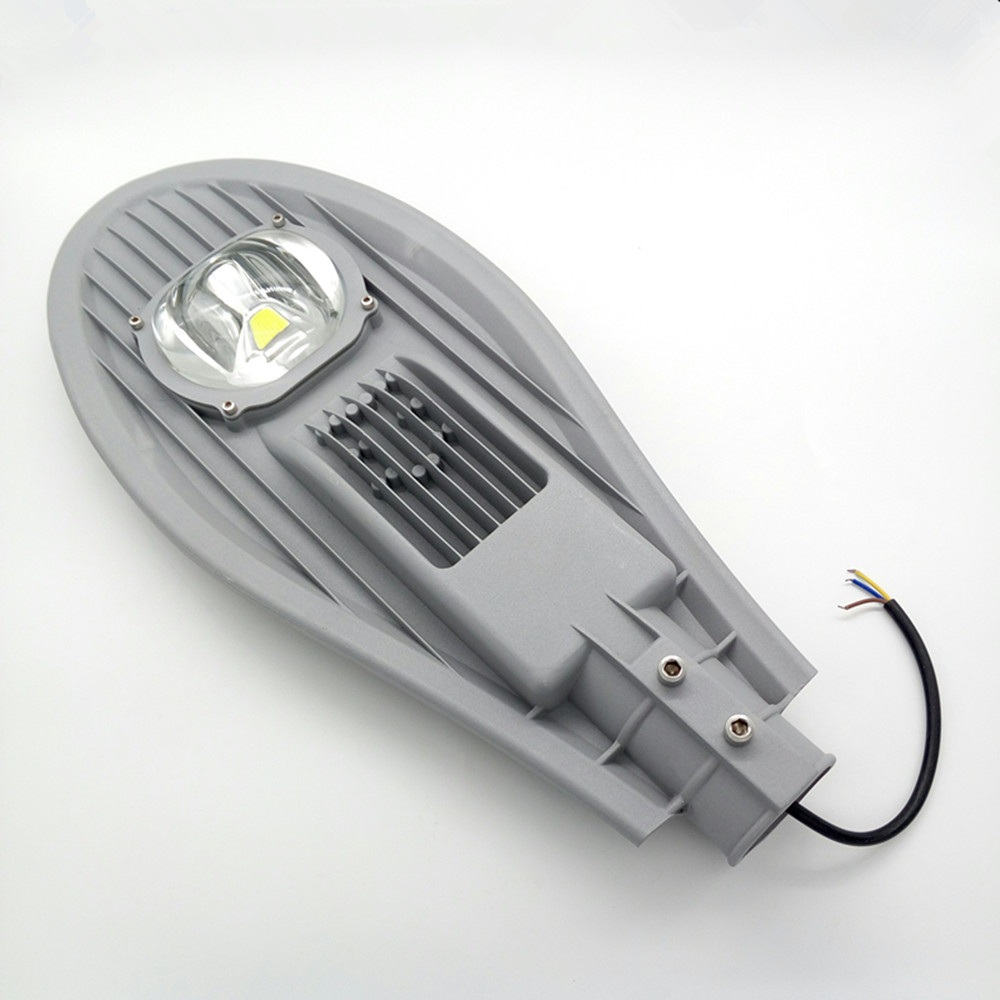 Free shipping sale AC85-265V 50W led street light IP65 Bridgelux 90LM/W LED led street light 3 year warranty 4 pcs per lot