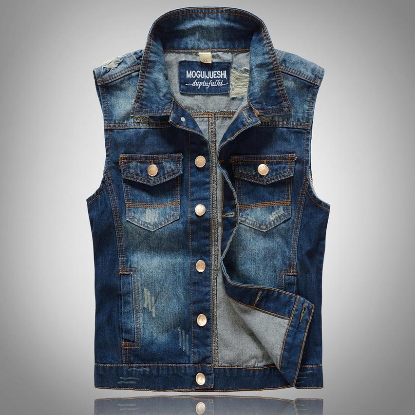 Online Get Cheap Jean Jackets Sleeveless -Aliexpress.com | Alibaba ...