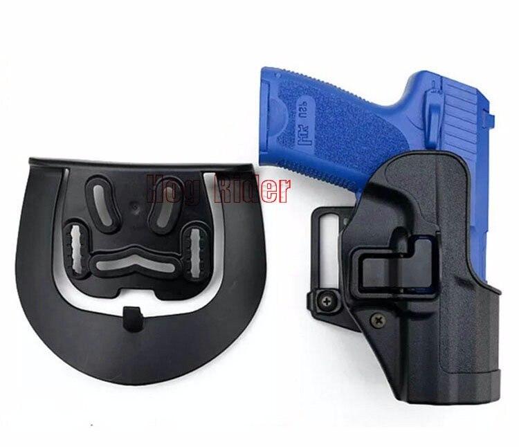 Compact Caça Airsoft Arma Coldre USP Pistol