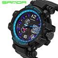 2016 Fashion 30m Waterproof Dive Led Sports Electronic Watches Men Women Luxury Brand Watch S Shock Silicone Digital Wristwatch