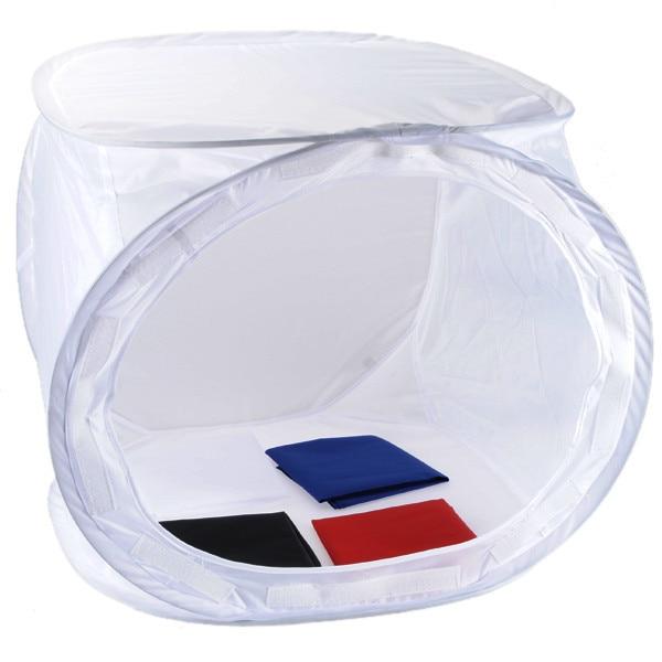 Photo Studio Soft box Shooting Tent Softbox Cube Box ,80 x 80cm/Photo Light tent+Portable Bag+ 4 Backdrops Free shipping