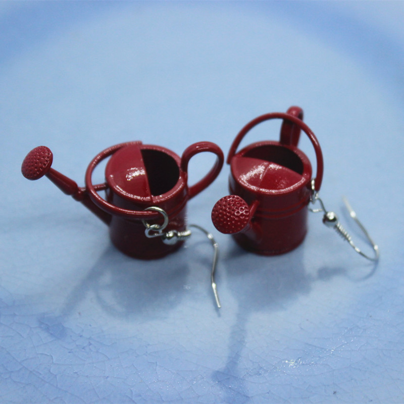 1 Pair Red