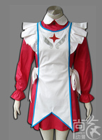 Free shipping Anime HIME costume dress for female helloween party