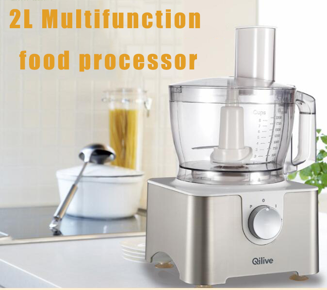цена 2L Multifunction electric Portable Electric Mixer Professional Smoothie milkshake stand Mixer chopper Juicer Meat Mincer Grinder