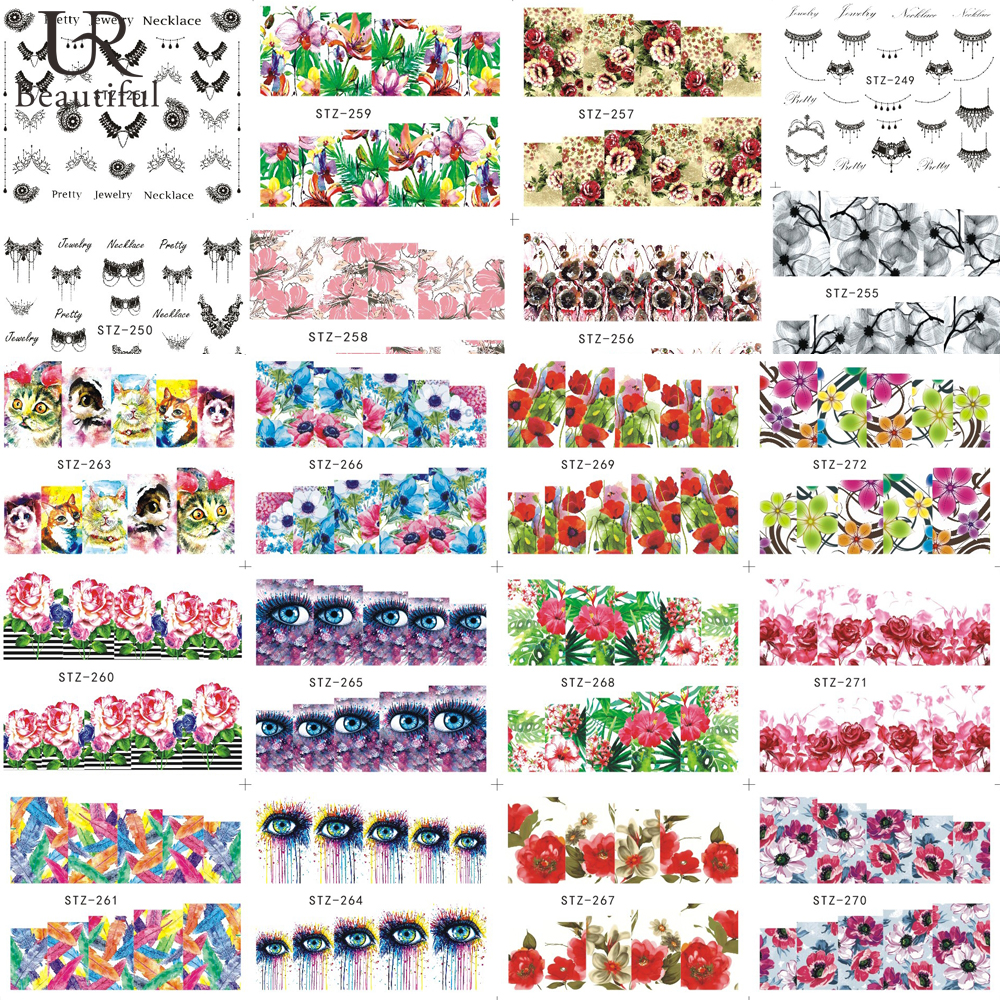 Free Printable Nail Art Stickers Ideas View Images