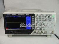 Hantek DSO4102S новейшие цифровые осциллограф 7 64 К TFT ЖК дисплей экран 2 канала 100 м 1GSa/s произвольной формы осциллографы