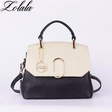 Zolala Frauen Echtes Leder Umhängetaschen Weiblich taschen von berühmten marken in 2017 luxus handtasche marke leder frauen sac ein wichtigsten