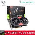 Colorful iGame 1050Ti GPU NVIDIA GeForce GTX 4 ГБ GDDR5 128bit Игровой Видеокарты Видеокарта PCI-E X16 3.0 DVI + HDMI + DP Порты