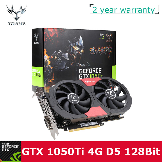 Aliexpress.com : Buy iGame 1050Ti Colorful NVIDIA GeForce ...