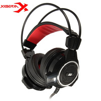 Original XIBERIA V5 3 5mm Low Bass Computer Gaming Headset With Microphone Headphone Gamer USB Mic