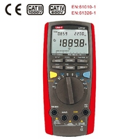UNI T UT71E Auto Range TRUE RMS Meter DMM Volt Meter Intelligent Digital Multimeter