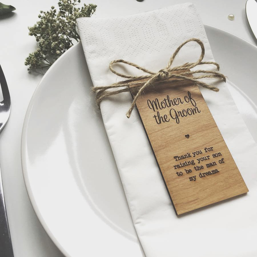 Bridal Gift From Mother: Mother Of The Groom Rustic Wedding Decor,Wedding Gifts For