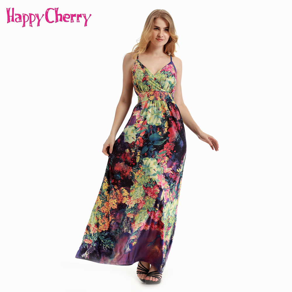 Fashion Vintage Boho Maternity Dress for Pregnant Women Sleeveless Dresses Pregnancy Clothes Sexy V Neck Floral Print Maxi Dress ботинки der spur der spur de034awbzaz9
