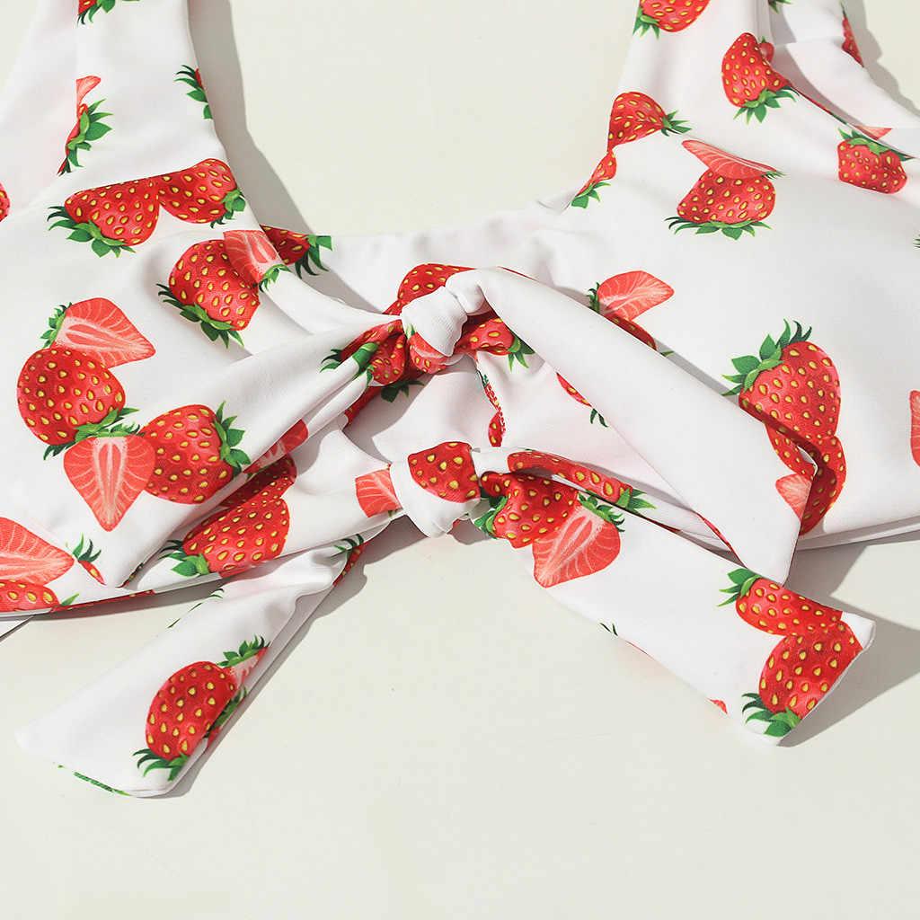 Femmes maillots de bain femmes fleur imprimer maillot de bain pour les femmes coréennes 2019 été femme maillot de bain Monokini maillot de bain Biquini h