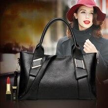 100% echtem leder Frauen Mode Hobos Frauentasche Damen Marke Leder Handtaschen Casual Einkaufstasche Große Schultertasche Für Frau