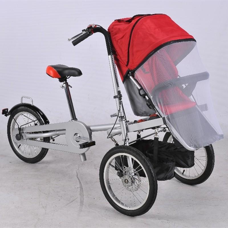baby bike stroller 5