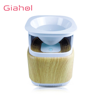 GIAHOL Air Purifier ionizer True Hepa Filter, Odor Allergies Eliminator for Smokers, Dust, Mold, Formaldehyde Home Pets Cleaner