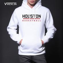 2019 Mens Hoodies basketballer long sleeve Hoody cotton fleece loose sweatshirt Autumn casual tops plus size Winter streetwear