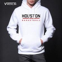2019 męskie bluzy basketballer z długim rękawem z kapturem bawełniany polar luźna bluza jesień casual topy plus rozmiar Winter streetwear