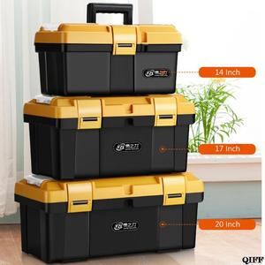 Tool-Box Electrician Large Portable Hardware Household with Handle Maintenance Multifunctional