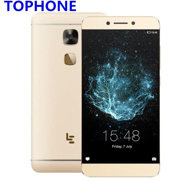 Оригинальный LeTV LeEco Le S3 X526/X522 4G мобильный телефон 3 ГБ Оперативная память 32 ГБ/64G ROM Snapdragon 652 Восьмиядерный 5,5 HD 16MP 3000 мАч смартфон