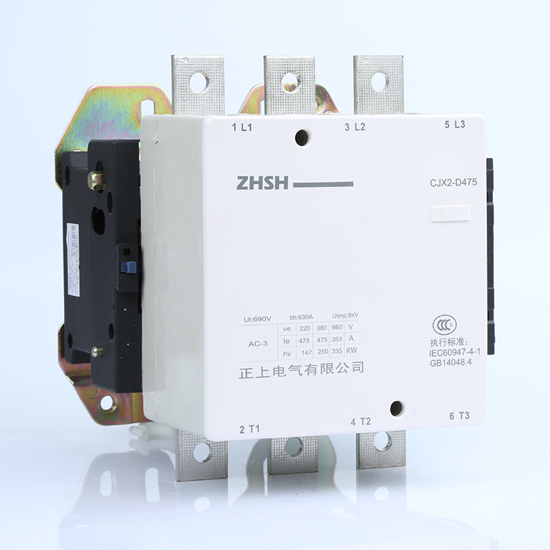 475A heavy current AC Contactor 3pin household motor controller CJX2-D475 switches rail modular contactor coil voltage 220/380V cjx2 5011 ac contactor lc1 50a 380v 50hz 60hz