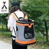 @HE New Breathable Dog Cat Pet Carrier Cats and Dogs Outdoor Products Portable Travel Shoulder Bag For Puppy Kitten