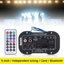 5 дюймовый 25 Вт hi fi bluetooth автомобильный аудио усилитель