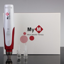Derma Pen Dr. Pen MYM Microneedle Pen Bayonet Prot Needle Cartridges Use with Wired Cable ULTIMA N2 -C New